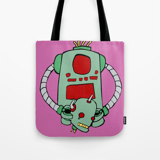 Are We Robot? Tote Bag