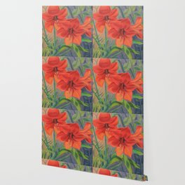 Amaryllis Wallpaper