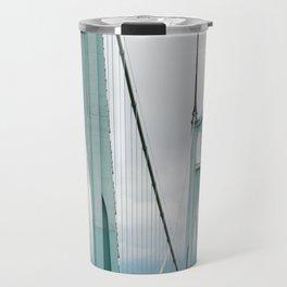 The beautiful St. John's Bridge Travel Mug