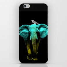 Friends for Life fluro iPhone & iPod Skin