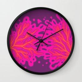 Firevein Wall Clock