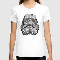 trooper T-shirts featuring Trooper by Patricio Sebastian Pomies