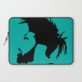 blue green Laptop Sleeve