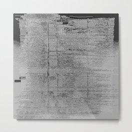 InsideSounds 121 Metal Print