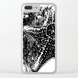 Star Power Clear iPhone Case