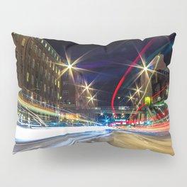 Light Trails 2 Pillow Sham