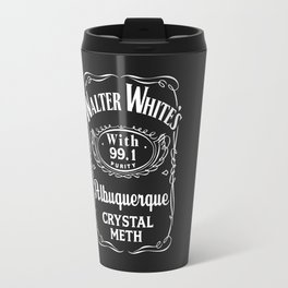 Walter White Pure Crystal Meth. Travel Mug