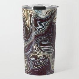 Style textura Travel Mug