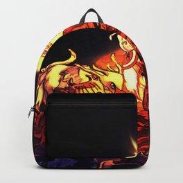 naruto and bijuu Backpack