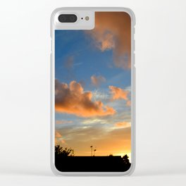 Skys Clear iPhone Case
