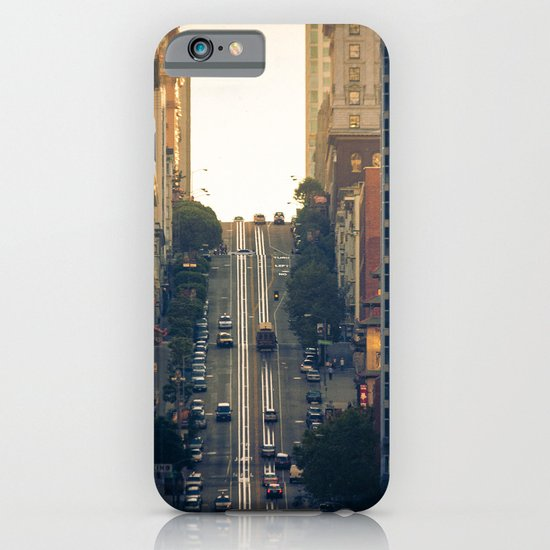 Going Up iPhone & iPod Case