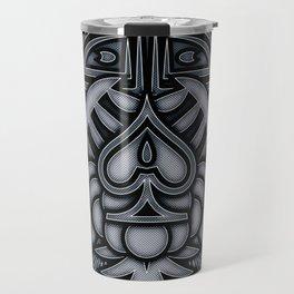 Ace of Tribes IRON Travel Mug