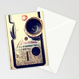 Brownie 8mm Stationery Cards