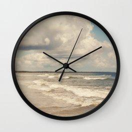 The Atlantic Wall Clock
