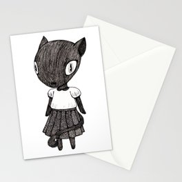 Mon Petit Chat Stationery Cards