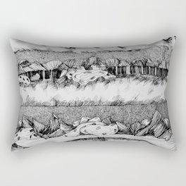 BigMac Rectangular Pillow