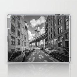 NEW YORK CITY Manhattan Bridge Laptop & iPad Skin