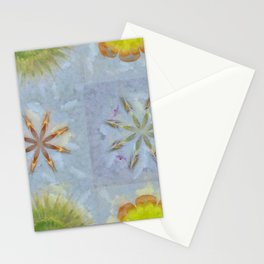 Confusingly Trance Flower  ID:16165-092126-35290 Stationery Cards