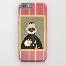 Nobleman with his Hand on his Chest by Greco Slim Case iPhone 6s