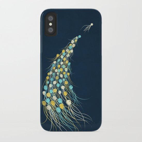 Swarm iPhone Case