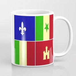 Louisiana Creole Heritage Coffee Mug