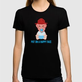 Put on a Happy Face T-shirt