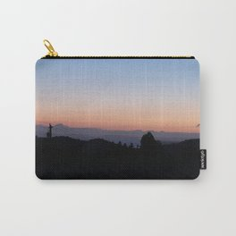 Before Marin County Sunrise Carry-All Pouch