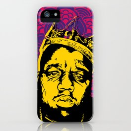 The Notorious BIG iPhone Case