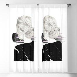 Blondie #4 Blackout Curtain