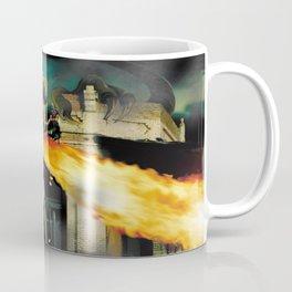 Barton The Mutant Salamander Coffee Mug
