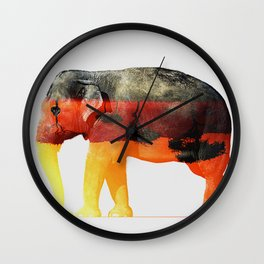 great savannah Wall Clock