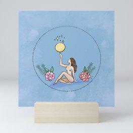 Goddess Mini Art Print