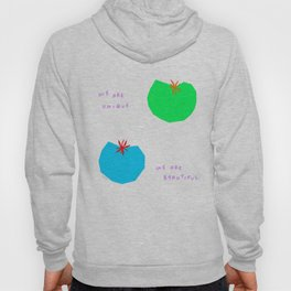 Words from Colorful Tomatoes - food vegetable illustration Hoody