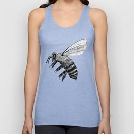 Amos Fortune Bee Unisex Tank Top