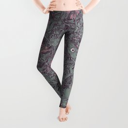 In Mind Head Leggings