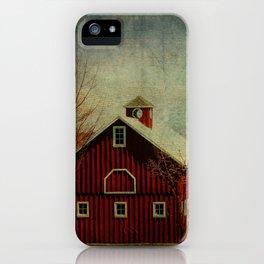 Shawangunk Farm iPhone Case
