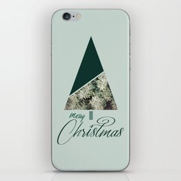 Green Xmas #society6 #green #xmas iPhone Skin