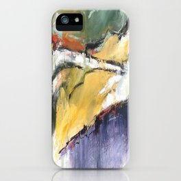 Bright Times Ahead iPhone Case