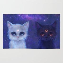 Guardian Cats Rug