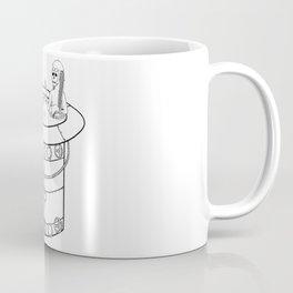 Dead Mermaid Coffee Mug