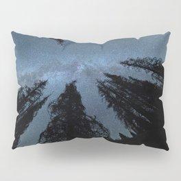 Celestial Starlight In The Forest Near Lake Irene Colorado Pillow Sham