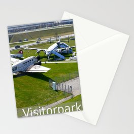 D - Airport Munich : Visitorpark Stationery Cards