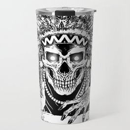 INVASION - Black and white variant Travel Mug