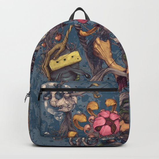 Transmigration color Backpack