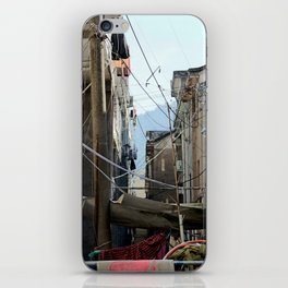 Chinese Cable iPhone Skin
