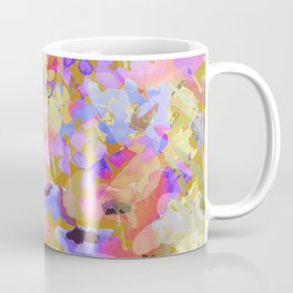 Fancy Field Flowers Coffee Mug