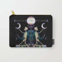 Skeleton Moon Carry-All Pouch