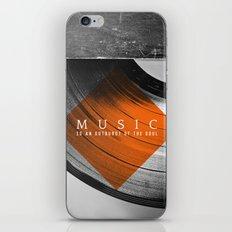 Outburst iPhone & iPod Skin