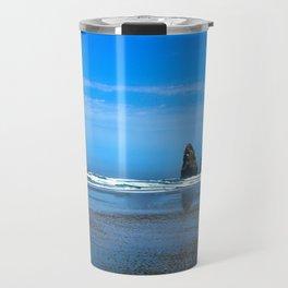 Haystack Rock Cannon Beach Travel Mug