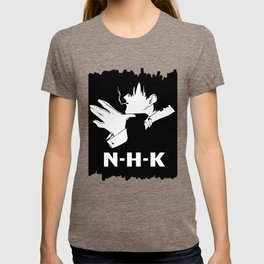 Welcome To The NHK T-shirt